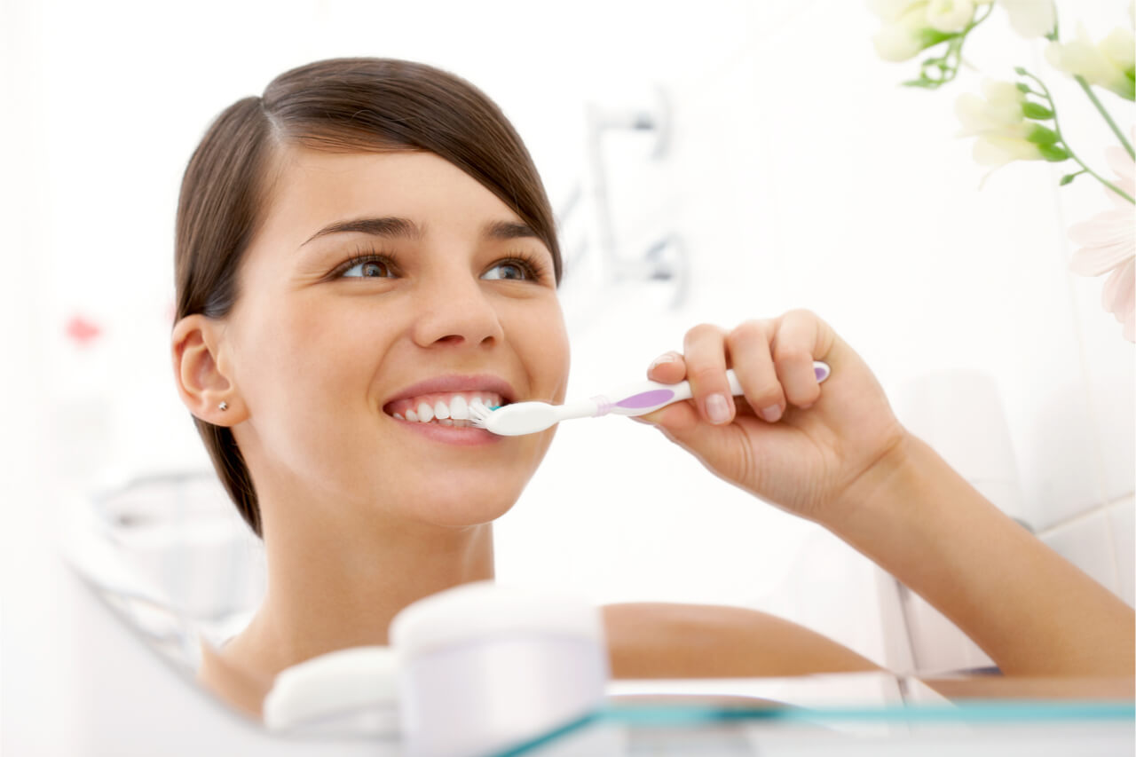 regular brushing is still required after tooth extraction