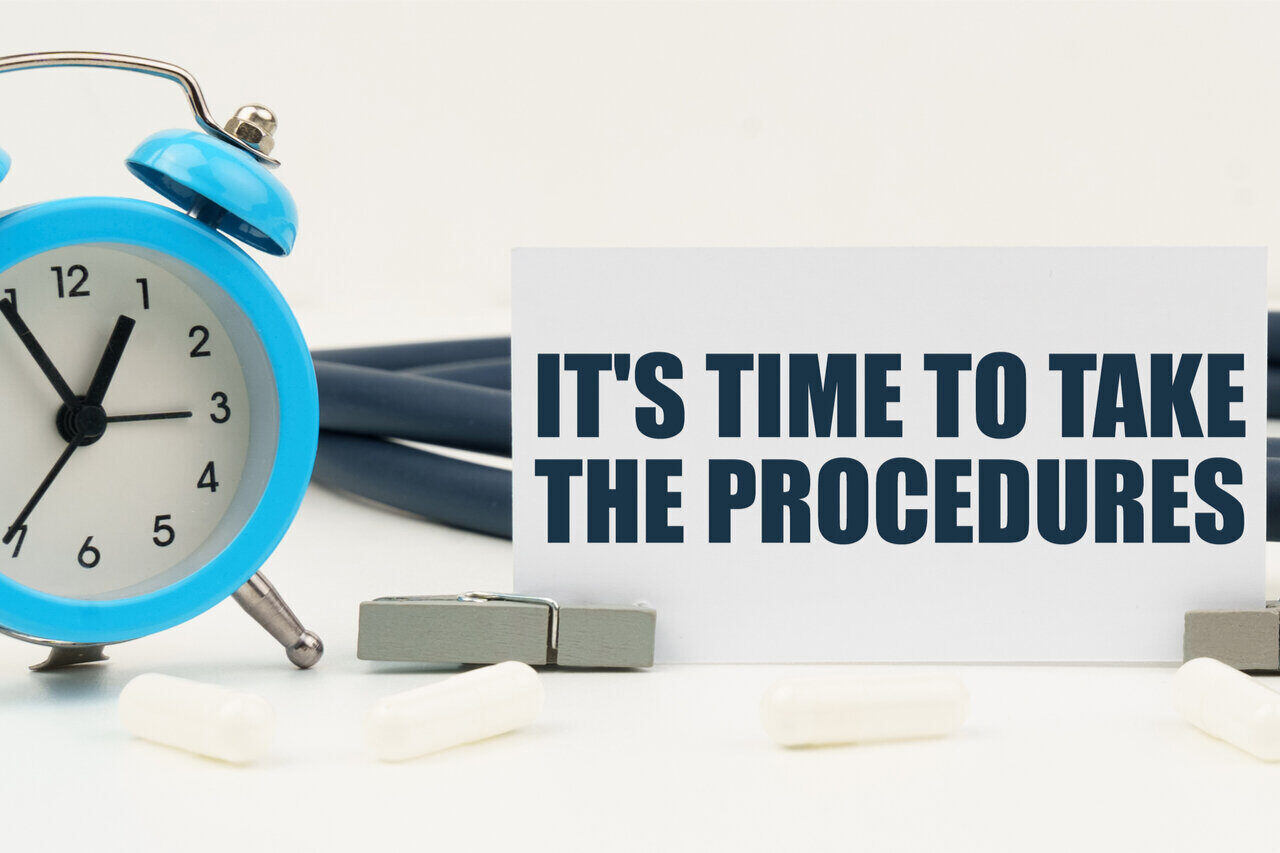 How long does a dental implant procedure take? It will take time.