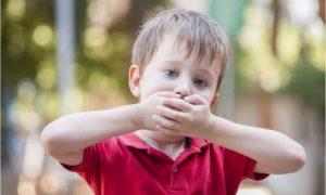 toddler mouth injuries